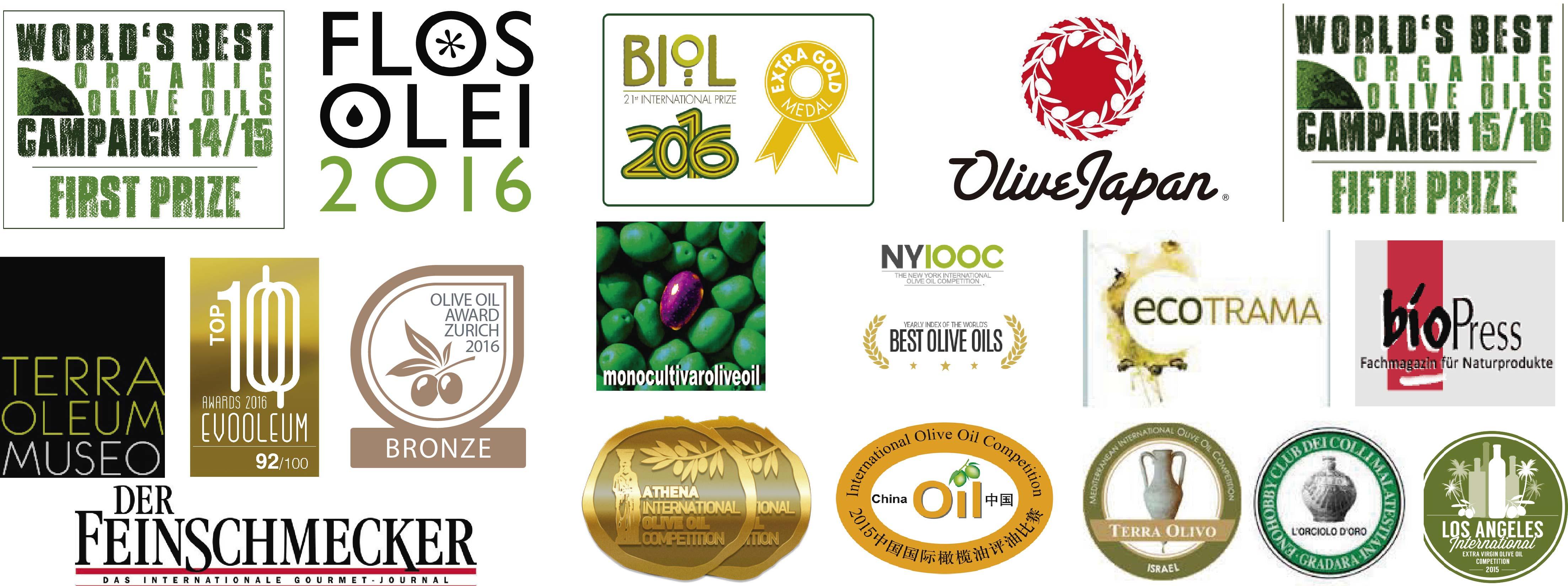Premios oro del desierto 2016